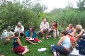 Training of Teachers at Ourganics